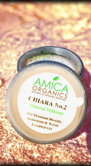 Mineral Makeup Organic Skin Care